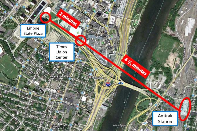 Gondola plans pushing forward in Albany, New York