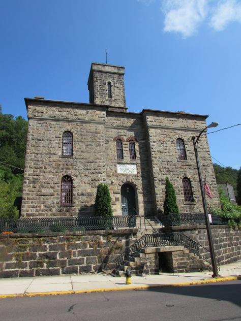 Old Mauch Chunk Jail Jim Thorpe Pennsylvania