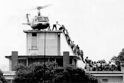 """Fall of Saigon(the year of the cat)  1975"""