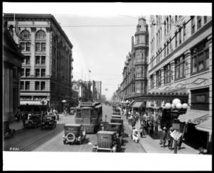 4th and Main inla 1924