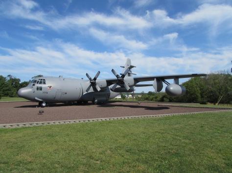 EC-130E Commando Solo Fort Indiantown Gap Pennsylvania