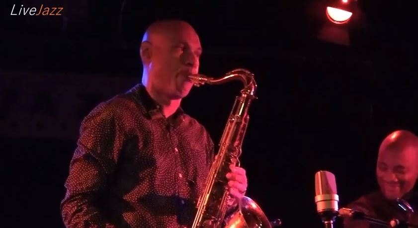 JOSHUA REDMAN trio » NATT JAZZ 2017 Bergen Norway