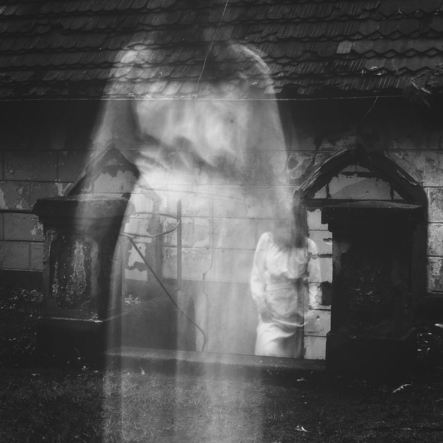 Ghosts: How Do We Perceive Ghosts?