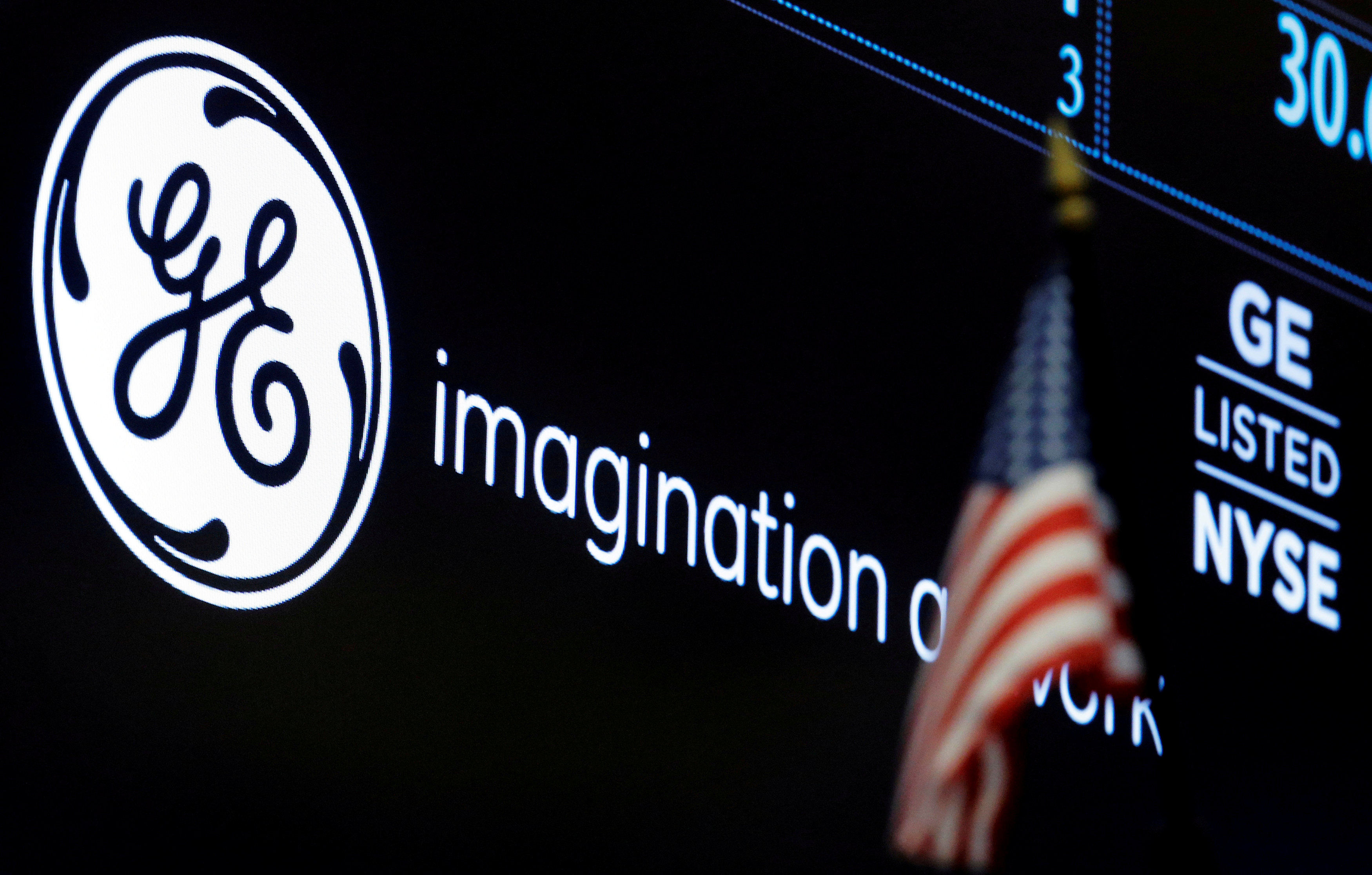 GE cutting staff ahead of new CEO's Monday overhaul: sources