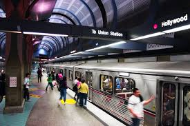 Los Angeles Subway Sounds Like NY City 2nd Avenue Subway