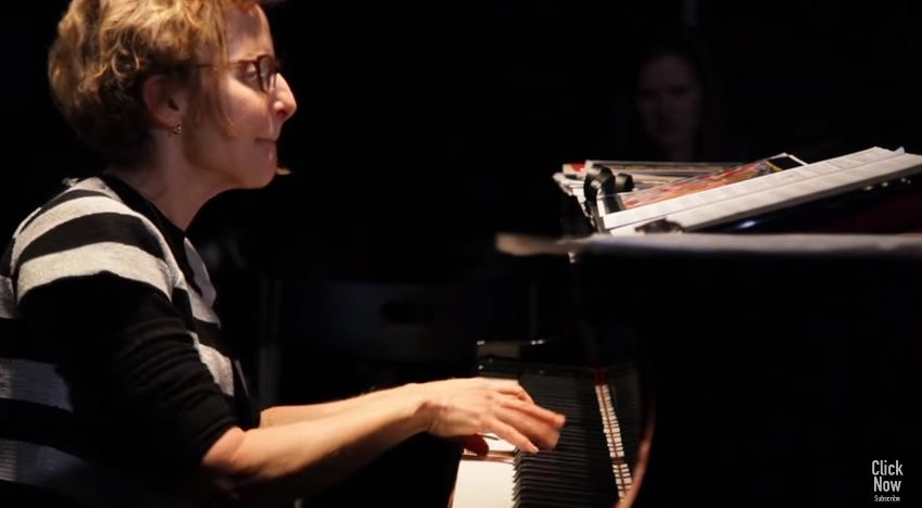 MYRA MELFORD & ALLISON MILLER » Piano Music live at THE STONE