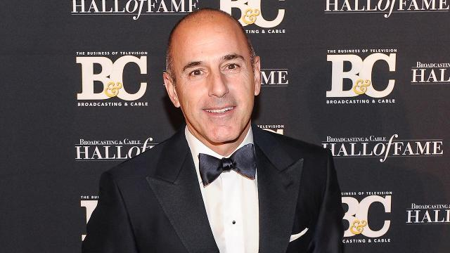 After Matt Lauer firing, NBC gets ratings boost