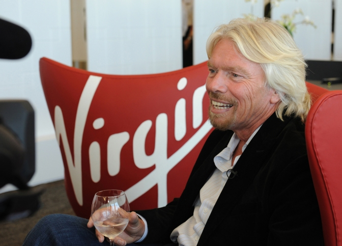 Virgin Hyperloop One said to add Richard Branson as Chair and raise $50M