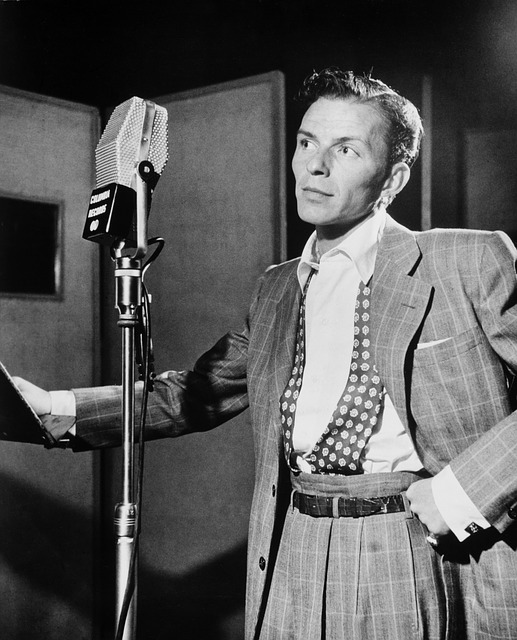 Ghosts:  Country Singers and the Ghost of Frank Sinatra