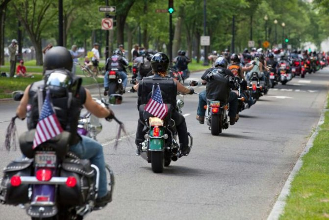 The Top Four Oldest U.S. Motorcycle Clubs