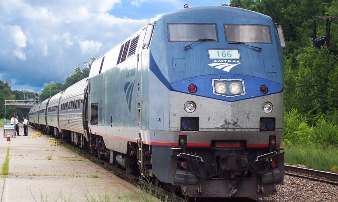 WHAT WILL IT TAKE FOR A SMOOTHER, MORE SATISFYING AMTRAK RIDE?