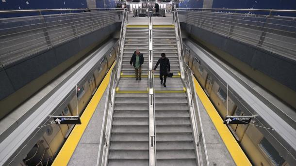 Gateway tunnel and second avenue subway: Phase 2 funding competition