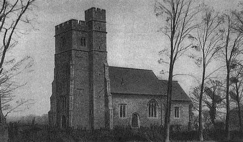 Haunted Locations #4 Langenhoe Church, Colchester, Essex