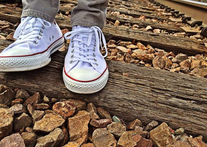 Mens Guide to wearing White Sneakers