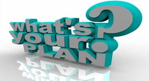 Unplanned Planning