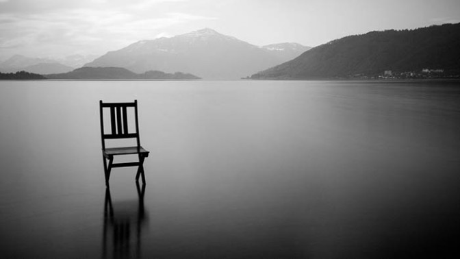 """"""" The Lost Art Of Silence."""""""